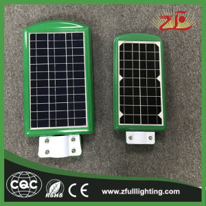 20W High Brightness Solar Powered Energy LED Street Light pictures & photos