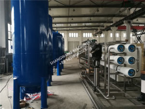 100m3/Day Sea Water Treatment System pictures & photos