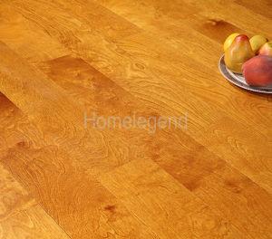 Hardwood Mulitilayer Wood Flooring Birch Engineered Flooring pictures & photos