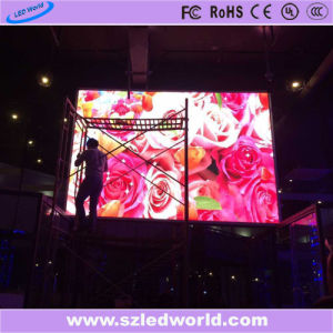 High Definition Rental Full Color Die-Casting Fixed LED Display Screen Panel Advertising Factory (P1.56, P1.66, P1.92, P2.5) pictures & photos