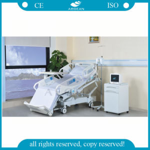 8-Function Electric Hospital Bed pictures & photos