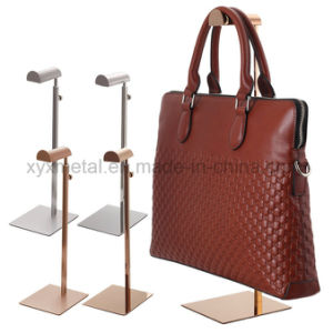 Women Handbag Stainless Steel Bag Stand Display Holder pictures & photos