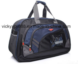 Single Shoulder Luggage Travel Sports Fitness Duffel Handbag Bag (CY6858) pictures & photos