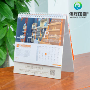 Promotion Paper Printing Desk Calendar Decorating pictures & photos
