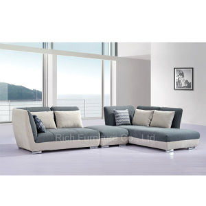 New Design Modern Leisure Sofa with Ottman pictures & photos