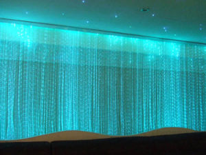 Display Image Water Fountain Digital Control Indoor Water Curtain pictures & photos