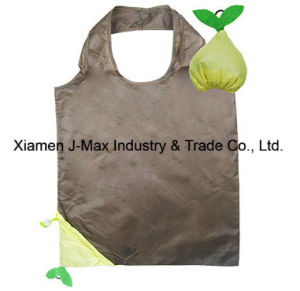 Foldable Shopper Bag, Fruits Pear Style, Reusable, Lightweight, Grocery Bags and Handy, Gifts, Promotion, Decoration & Accessories pictures & photos