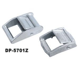Zinc Plated Metal Pressing Buckles pictures & photos