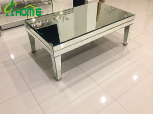 High Quality Gloss Table Cheap Mirror Coffee/Tea Table pictures & photos