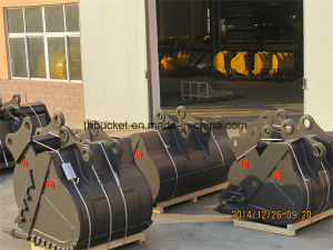 4t - 30 Ton Digger Tilt Buckets for Excavators Tilting Grading Buckets pictures & photos