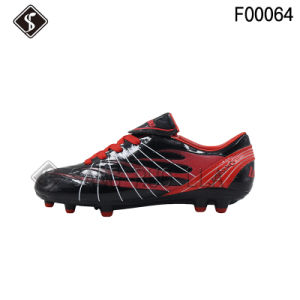 Best Design and Good Quality Men Sports Soccer Outdoor Shoes and Football Shoes pictures & photos