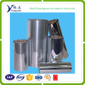 Metallized CPP Film Flexible Packaging Flm pictures & photos