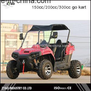 Utility Vehicle Quad Farm 150cc ATV 4X4 Water Cooled Farm Utility ATV/Quad pictures & photos