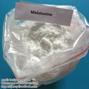 Pharmaceutical Raw Materials Melatonine for Skin Whitening and Well Sleep pictures & photos