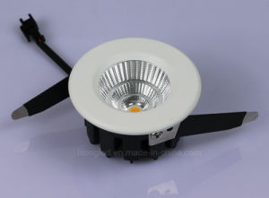 Dimmable 5W 7W 9W COB LED Downlight with Cutout 60mm pictures & photos