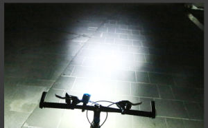 High Quality Rechargeable USB Port Bike Lamp pictures & photos