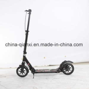Rechargeable Lithium Battery Powered Scooter pictures & photos