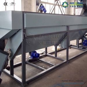 Plastic Recycling Machine in High-Sands AG Film Washing Recycling Line pictures & photos