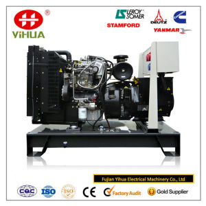 25-200kVA/20-160kw Lovol Power Open Frame Diesel Generator pictures & photos
