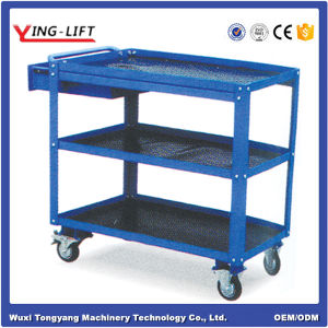 Universal Steel Shelf Trolley pictures & photos