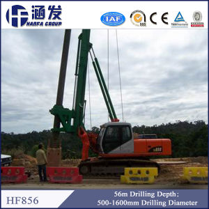 Pile Driver! Rotary Driving Machine (HF856) pictures & photos