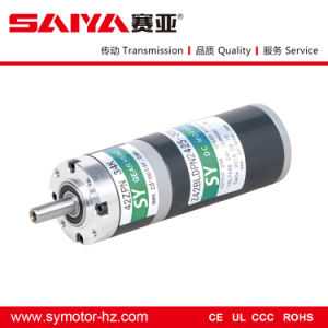 Z42bldp2425 BLDC Gear Motor Match with Planetary Gearbox Ecletrical Motor pictures & photos