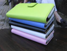 I-08 Book Style iPhone Touch 5 Style Fuda Protective Leather Case pictures & photos