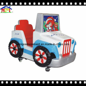 Amusement Kiddie Ride Western Racing Car pictures & photos