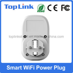 Hot Selling WiFi Control Smart Power Socket for Smart Home Electronic Device Remote Control pictures & photos