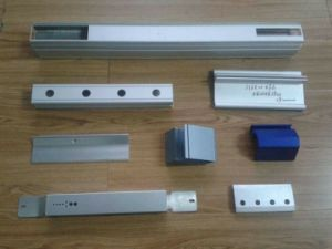 6005 T5 Aluminium Extrusion Profile Tube for Solar Rack pictures & photos