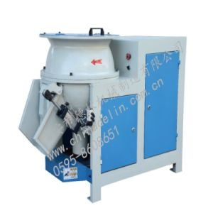Delin 50kg Mix Sand Machine with Pneumatic Door Closed pictures & photos