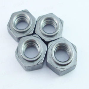 Hexagon Weld Nuts DIN929 Gr6 Plain pictures & photos