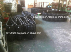 Cheap Price Rubber Track for Hagglund BV206 pictures & photos