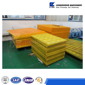Tensioned Polythane Screen, Modular PU Screen pictures & photos
