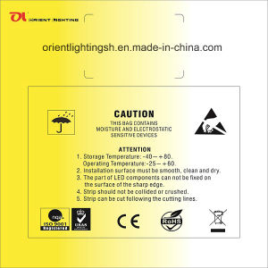 Epistar 5050 Variable White Color 23W/M LED Strip pictures & photos