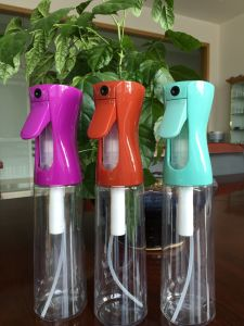 Fine Mist Spray Bottle Water Pump Bottle Continuous Spraying pictures & photos