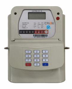Keypad Prepaid Gas Meter pictures & photos