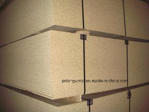 Various Thickness Plain MDF Board with Fair Price pictures & photos