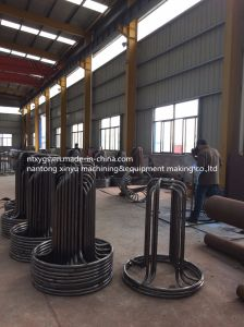 Factory Outlet Round Base Steel Wire Carrier pictures & photos