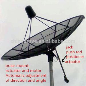 4 6 8 10 12 16 feet C Band Satellite aluminum mesh dish antenna pictures & photos