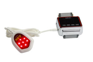 Medical Laser Treatment Device for Reducing High Blood Glucose Level pictures & photos