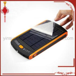 Solar Mobile Power Bank 23000mAh pictures & photos