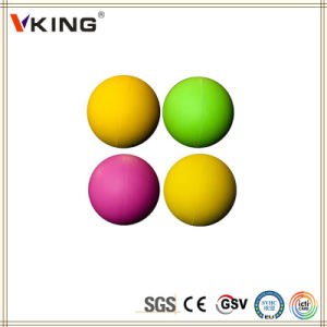 2016 New Design Colorful Double Lacrosse Ball Wholesale Double Massage Ball pictures & photos