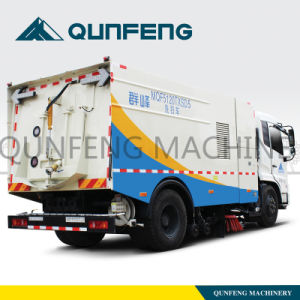 Road Sweeping and Washing Truck pictures & photos