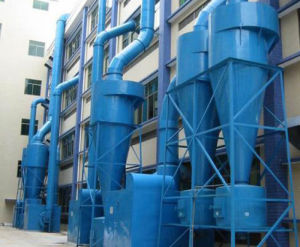 China Hot Sale Cyclone Dust Collector pictures & photos