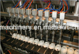 Liquid paste piston pump filling machine pictures & photos