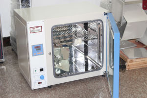 Intelligentized Vertical Electric Plastics Testing Oven pictures & photos