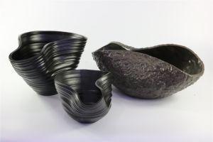 Retro Irregular Porcelain Ceramic Pot pictures & photos