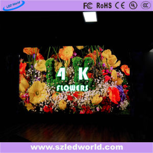 HD1.92 Indoor Full Color Fixed Rental LED Display Panel pictures & photos