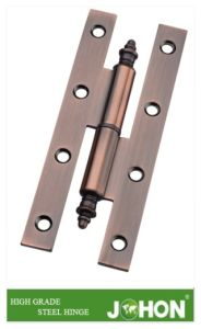 Steel or Iron Door H Hardware Hinge From Factory (160X55mm) pictures & photos